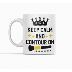 Keep calm - contur