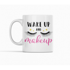 Wake up makeup