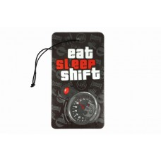 Osvežilec eat sleep shift