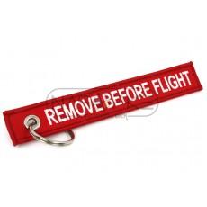 Obesek Remove before flight