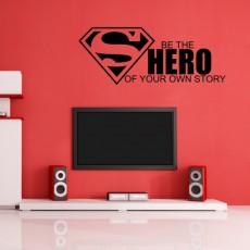 Super hero story