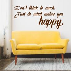 Makes you happy