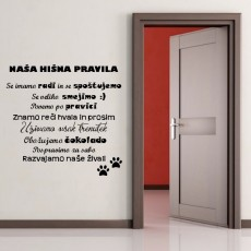 Hišna pravila