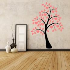 Drevo s srčkastimi listi