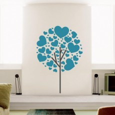 Srčkasto drevo