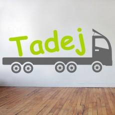 Kamion z imenom