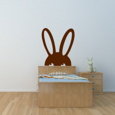 Zajček z ušeski