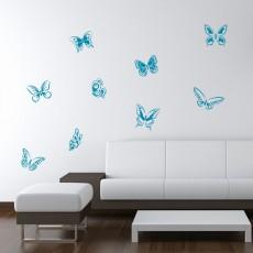 Set metuljev