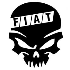 FIAT skull