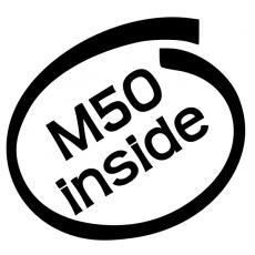 M50 inside