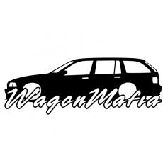 Wagon mafia E36