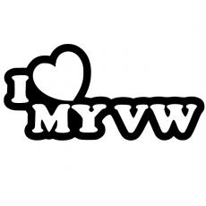 I love my vw2