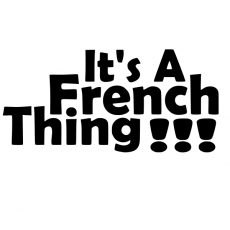 French thing