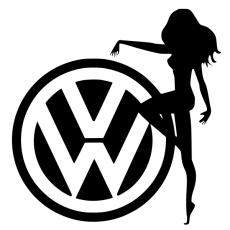 Vw sexy girl