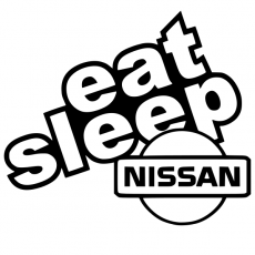 Eat sleep nissan