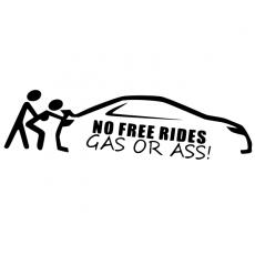 No free rides honda