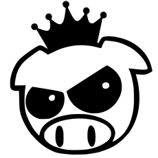JDM piggy crown