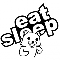 Eat sleep bear