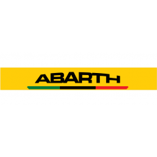 Abarth yellow